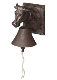 Дверной колокольчик «Голова коровы» Esschert Design