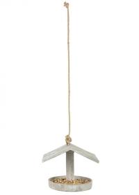 Состаренная подвесная кормушка для птиц  Esschert Design