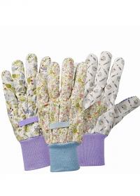 Перчатки для садовых работ в наборе из 3-х шт. Lavender Garden by Julie Dodsworth  Briers