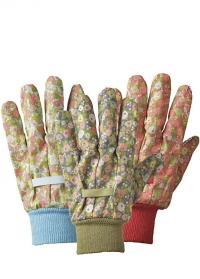 Перчатки для работы с растениями - набор 3 шт. Orangery Julie Dodsworth Briers фото