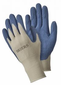 Садовые перчатки из бамбукового волокна Bamboo Blue Briers фото