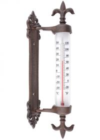 Термометр уличный для дома и дачи TH84 Esschert Design фото