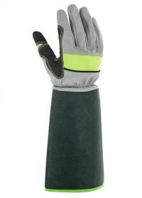 Перчатки для колючих кустарников и роз Buisson AJS-Blackfox фото