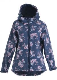 Куртка на флисовой подкладке GardenGirl Classic Navy.jpg