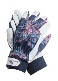 Перчатки из козьей кожи GardenGirl Classic Navy фото
