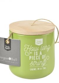 Садовая  веревка  джутовая для растений Burgon & Ball фото.jpg