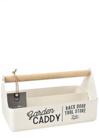 Металлический контейнер для садовых инструментов Garden Suppliers фото.jpg