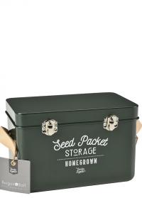 Контейнер для хранения семян Frog Garden Suppliers GEN/SEEDFROG от Burgon & Ball фото