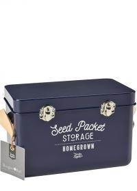 металлический контейнер для хранения семян Burgon & Ball фото.jpg