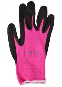 перчатки садовые с нитрилом Pink Florabrite фото.jpg
