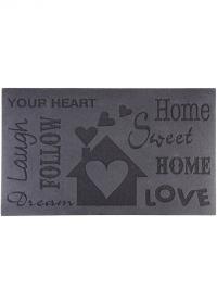 Придверный коврик на резиновой основе «Love» Esschert Design.jpg
