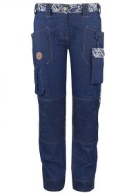 Одежда для флориста - брюки-джинсы GardenGirl Denim GGM12 фото.jpg