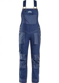 Одежда флористов джинсовый комбинезон GardenGirl Denim GGH12 фото.jpg