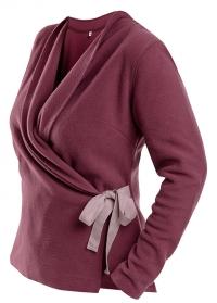 Одежда для флориста жакет флисовый с запахом WF02 GardenGirl Classic Collection фото.jpg
