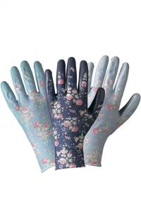 Набор флористических перчаток с нитрилом Flower Girl by Julie Dodsworth Briers фото.jpg