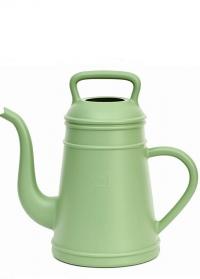 Дизайнерская лейка для цветов 12 л Lungo Old green Xala фото