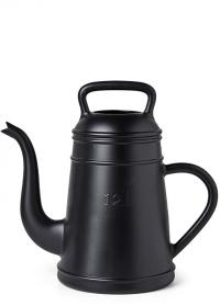 Дизайнерская лейка кофейник для цветов Lungo Black Xala фото.jpg
