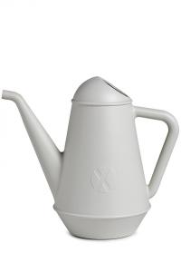 Дизайнерская лейка-кофейник для полива цветов 6 л. XALA Butler Light Grey фото