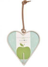 Кормушка для птиц для яблока сердце Sophie Conran  Burgon Ball фото.jpg