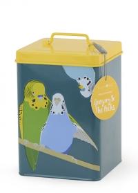 Контейнер для хранения корма Волнистые попугаи Creaturewares Burgon Ball фото.jpg