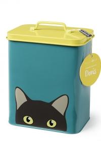 Контейнер для хранения корма для кошек Creaturewares Burgon Ball фото.jpg