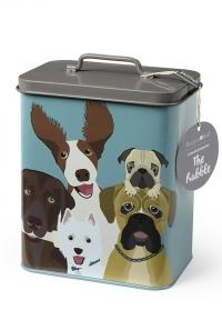 Контейнер для хранения корма для собак Creaturewares Burgon Ball фото.jpg