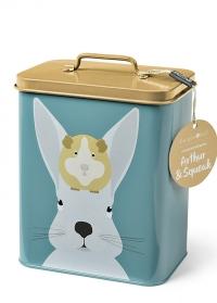 Контейнер для хранения сухого корма Кролик Creaturewares Burgon Ball фото.jpg