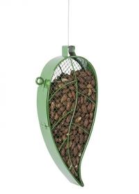 Кормушка для птиц подвесная декоративная Лист FB426 Esschert Design фото