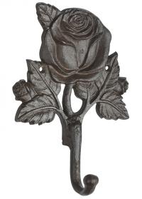Крючок настенный декоративный Roses TT211 Esschert Design фото