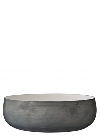 Декоративная миска из оцинкованной стали Zina Lene Bjerre фото.jpg