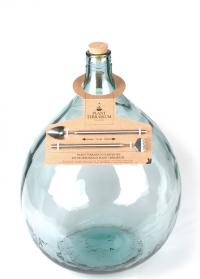 Террариум стеклянный для растений бутыль 35 л AGG49 Esschert Design  фото