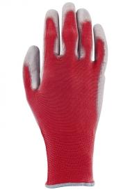 Садовые перчатки тонкие с нитрилом Colors AJS Blackfox фото.jpg