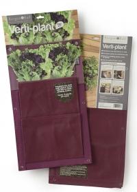 Карманы настенные для выращивания растений Verti-plant от Burgon Ball фото.jpg