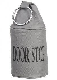 Стоппер для двери напольный серый Esschert Design