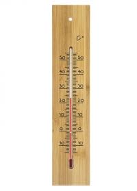 Термометр деревянный для помещения 40013 AJS Blackfox фото.jpg