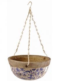 Кашпо подвесное Aged Ceramic Esschert Design