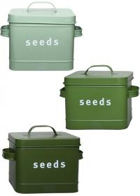 Контейнер для хранения семян Green EL082 Esschert Design фото