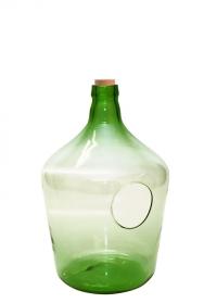 Флорариум для цветов бутылка 10 литров AGG66 Esschert Design фото