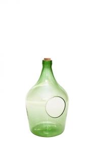 Флорариум для цветов бутылка 5 литров AGG65 Esschert Design фото