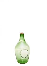 Флорариум для цветов бутылка 3 литра AGG64 Esschert Design фото