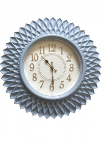 Часы настенные декоративные Radiant by Outside In фото