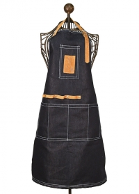 Фартук для флориста из джинсовой ткани Denim GT156 Esschert Design фото