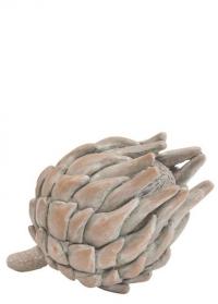 Декор интерьерный терракотовый Артишок 11 см. Serafina Flower Lene Bjerre фото