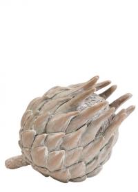 Декор интерьерный терракотовый Артишок 16 см. Serafina Flower Lene Bjerre фото