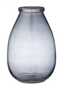 Ваза для цветов стеклянная 25 см Hedrai от Lene Bjerre фото.jpg