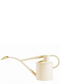 Лейка для цветов металлическая 1 л. Rowley Ripple Cream Haws фото