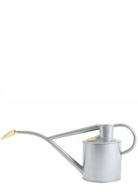 Лейка для цветов металлическая 1 л. 165-2-TTM Rowley Ripple Titanium Haws фото