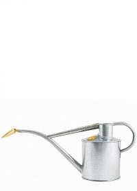 Лейка для цветов металлическая  1 л. 165-2-GLV Rowley Ripple Galvanised Haws фото