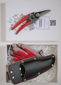 Подарок флористу Профессиональные садовые инструменты Chikamasa (Япония) заказать в Consta Garden фото