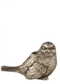 Подсвечник пасхальный Птичка Antique Gold Semina Lene Bjerre фото
